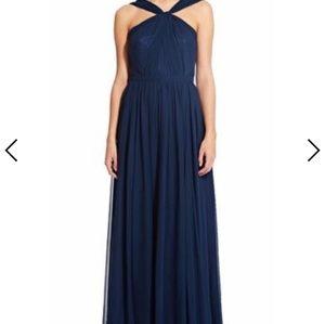 Weddington Way navy Bridesmaids dress